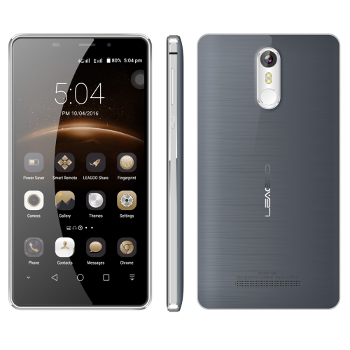 Original LEAGOO M8 Smartphone 3G 5.7 inch Android 6.0 MTK6580A Quad Core Cellphone 2GB/RAM 16GB/ROM Mobile phone
