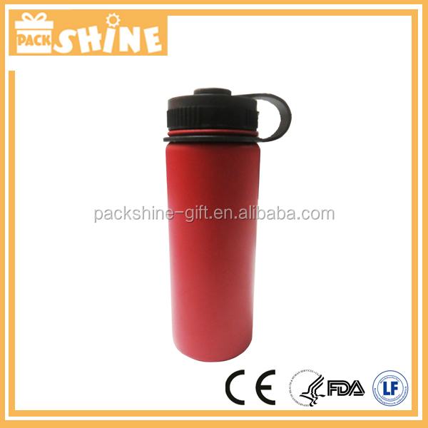 Sports Drinking Lid Stainless Steel Children Home Care Water Bottle