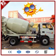 Best Price 1 Cbm 2.5 Cbm Korea Self Loading Mini Concrete Mixer Truck For Sale