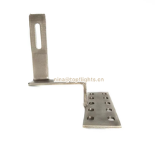 Adjustable, Flexiable Solar Tile Roof Hook of Solar Racking Roof Hook System