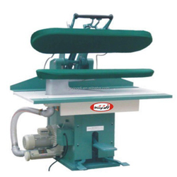 Fully automatic steam press iron laundry pressing machine,laundry shop profession press machine