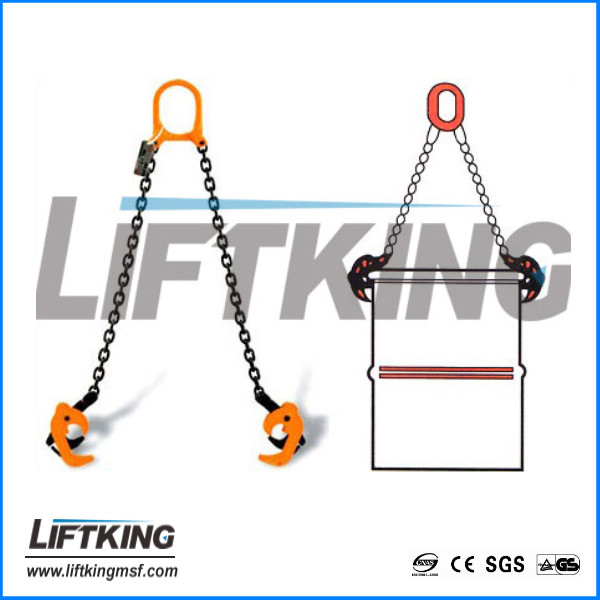 SL oil drum lifter clamp