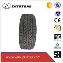 Wear-resisting cheap car tyre luistone and double king brand tire for sale