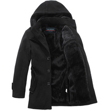 winter jacket men thicken weight 1.3kg-2.2kg fashion mens jackets and coat men's outerwear and trench coat