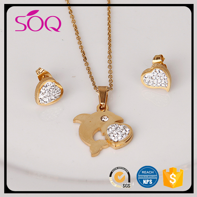 Necklace Bangle Earrings Necklace Indian Jewellery Set Specially Gold Plated Jewelry Set Design Jewelry For Kids