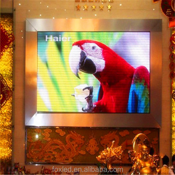 P6 full color roll up led display 360 degree led display