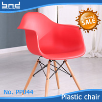 Modern high quality emes armchair PW082 red