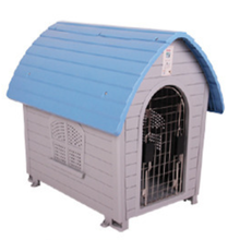 New Kennel Plastic Cat Nest Detachable Pet Cage Dog Houses