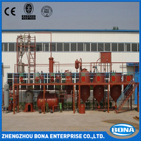 Factory price jatropha oil refinery machine