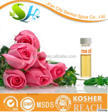 100% pure rose flowers essential oil rose oil for hair care