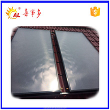 Flat plate pressurized solar industries thermal panels