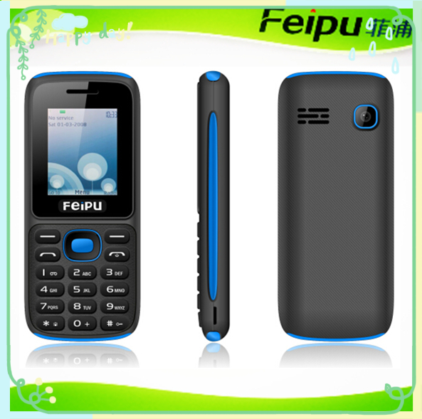 mobile phone with LOGO OEM/ODM feature mobile phone dual sim dual standby