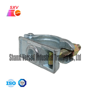 German type half coupler with wedge bolt scaffold single coupler clamp