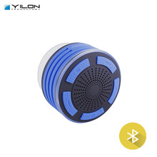 2017 Shower waterproof bluetooth shower speaker IPX7