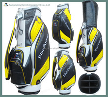 Japan majesty leather golf cart bag