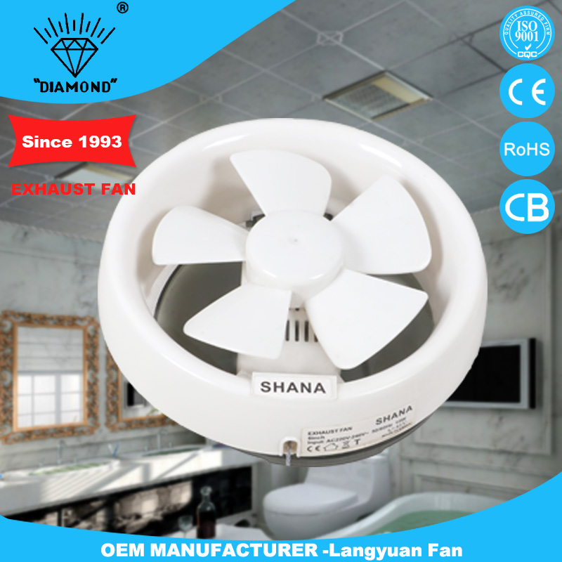 Brand new unique big portable kitchen exhaust fan price with temperature controlled