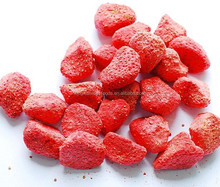 Healthy Natural Freeze Dried Strawberry in Slice