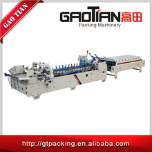 Hot sales quality assured competitive price china carton flexo folder gluer