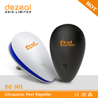 Factory 22-65khz Electronic Pest Reject Repeller Ultrasonic Mosquito Insect Mouse Repellent