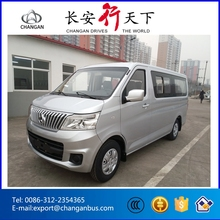 Changan left steering wheel passenger mini van