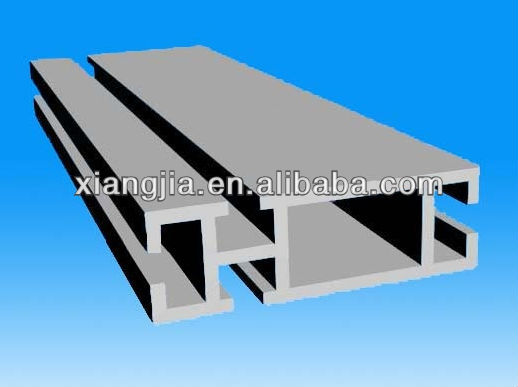 Aluminm Decking beam and trailer accessories for supporting