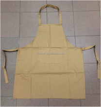 Top grade hot sale wholesale cotton aprons Christmas aprons