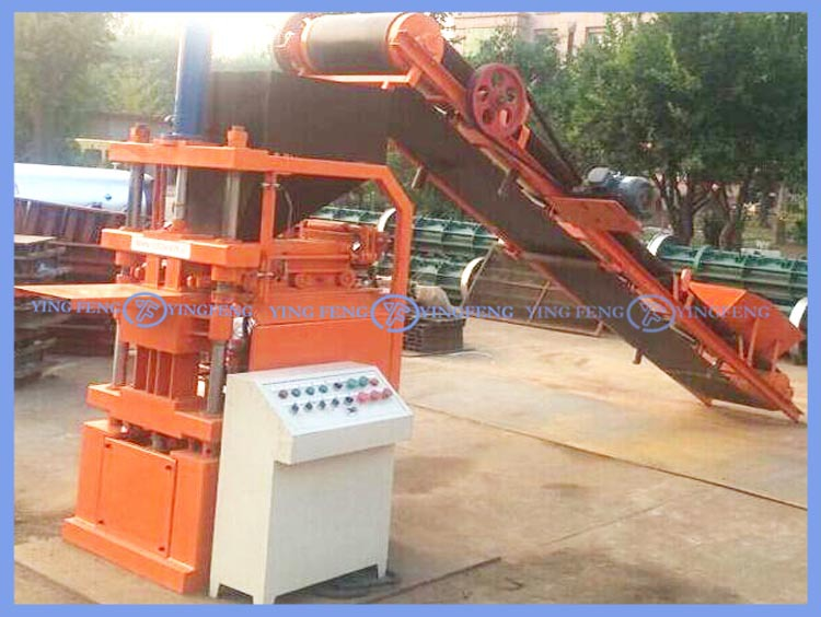 New Products YF1- 10 Interlock Brick Making Machine Price in China