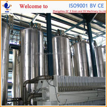 Popular in Russia 1-50T per day soybean oil refinery plant