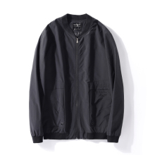 High Quality Polyester Satin <strong>Men</strong> Embroidered Bomber <strong>Jacket</strong> loose casual baseball <strong>jacket</strong> for <strong>men</strong>