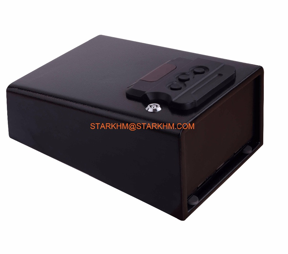 Home Electronic Safe Box Digital Safe MINI GUN SAFE