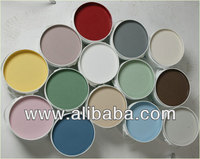 Assorted Color Latex Flat Paint