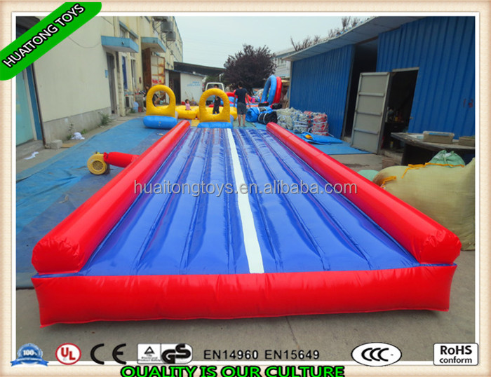 high quality inflatable exercise equipment gym air mat track matress sport games for sale