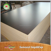 18mm wbp glue brown/black/red film,poplar/hardwood/bich core film faced plywood of china linyi factory