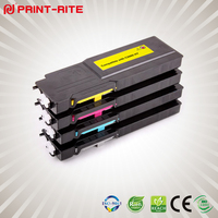 Toner Kits Compatible For DELL spare parts C2660/2665 4 Colors