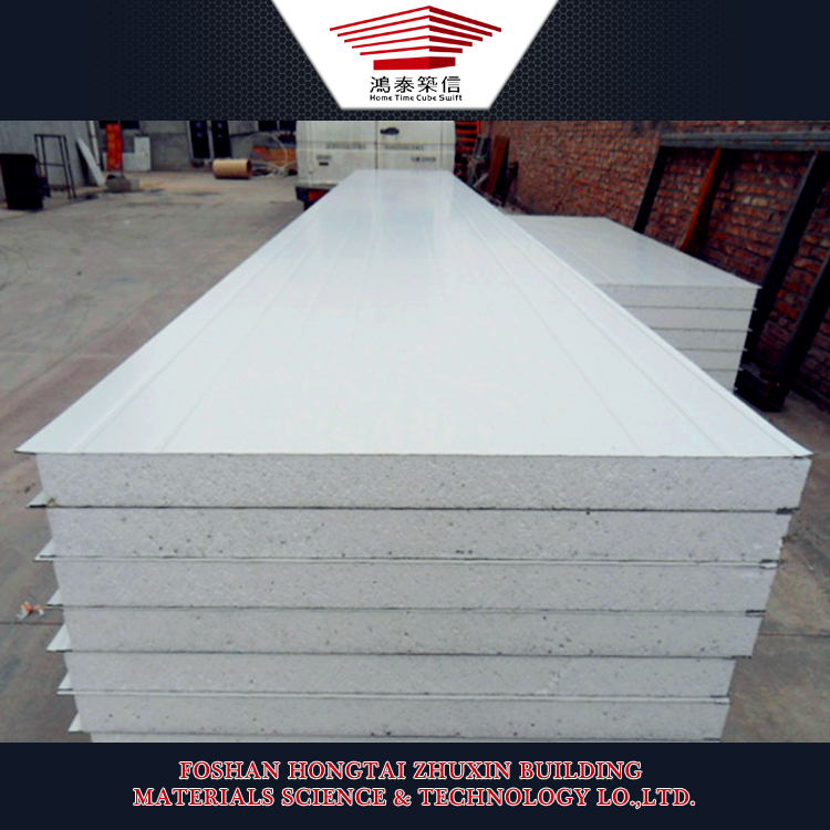 Low Cost Polystyrene Styrofoam Roof EPS Insulated Sandwich Panels