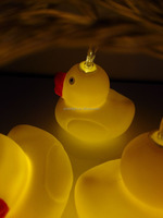 factory direct deal small yellow duck battery decorative light christmas light holiday light