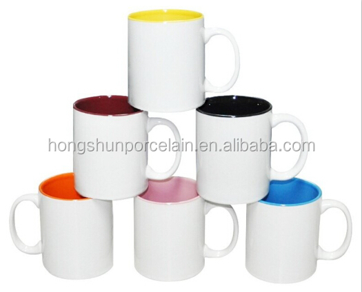 wholesale ceramic mugs cups , cheap porcelain mugs , promotional mugs sublimation