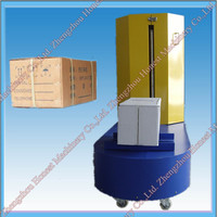 Most Popular Airport Luggage Wrapping Machine