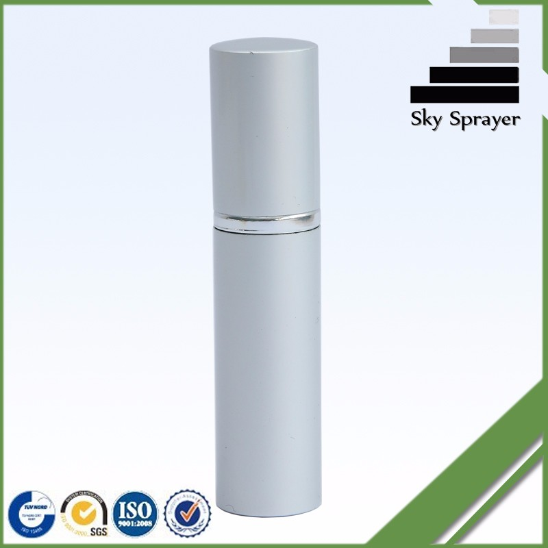 Excellent quality solid pump manual spray perfume sprayer atomizer