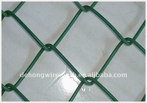 Chain Link Fence Decoration/Dimond Wire Mesh