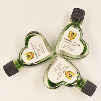 Glass Bottle Refresh Oneself Essential Oil