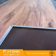 Virgin Material Waterproof WPC Unilin click pvc vinyl flooring