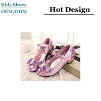 Factory new supply latest high heel shoes beautiful girls shoes link wholesale girls shoes