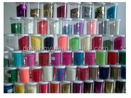 best selling beauty box boutique decoration glitter