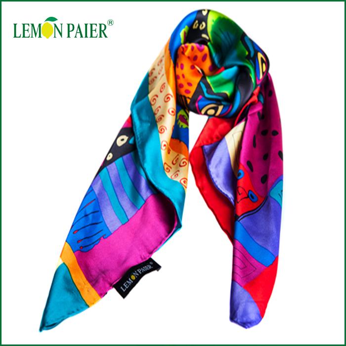 custom scarf s design digital print custom scarf buy