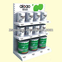 heavy duty metal painting dislpay stand