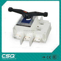 GLOG-800 amp 3 phase 400V electrical manual Isolated Power switch