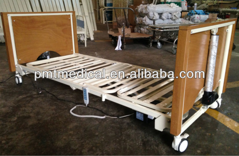 PMT-827c Electric five-function hospital bed dimensions