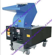 PP/PE/LDPE/HDPE\pet bottle film Rubber Waste Plastic shredder grinder crusher Machine