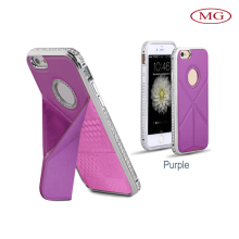 Bling mobile covers ladies mobile phone covers crystal mobile covers for iphone 6 case with stand function